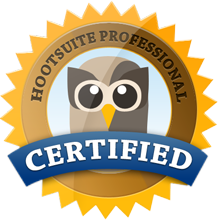 Hootsuite Professional Certified - Pep Sesat